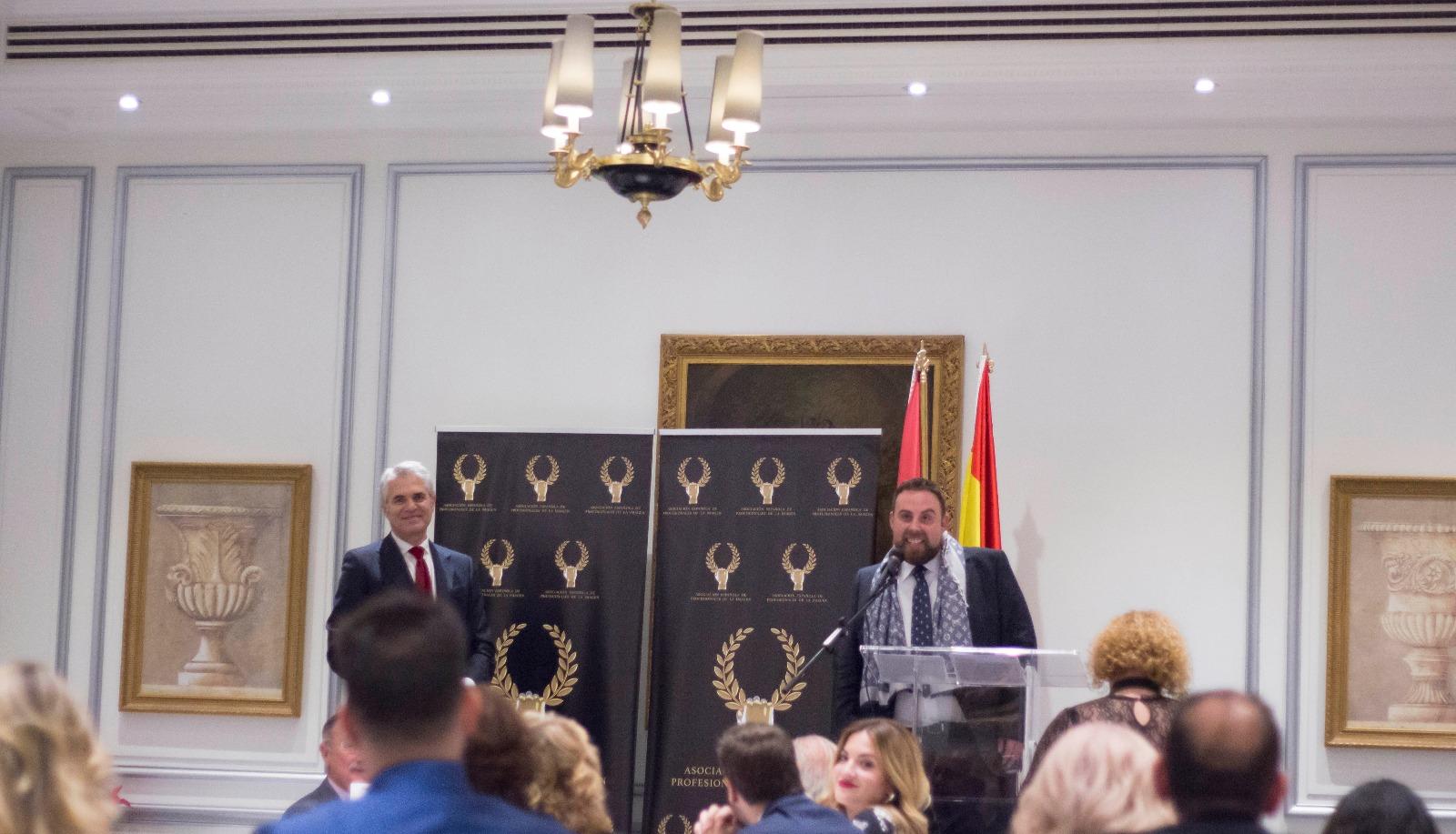 LuxStyle Consulting; Medalla de Oro De La Asociación Española de Profesionales De La Imagen